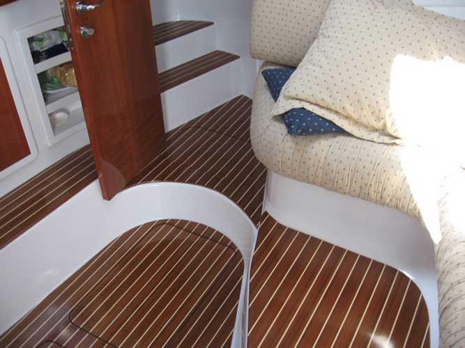 Dellatte pavimenti in legno per interni ed esterni - Maxi moquette ...